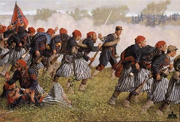 Tigers to the Rescue - The Valley Campaign by Bradley Schmehl ~ Winchester, Virginia. May 25th 1862. Consisting of planters' sons, gamblers, merchants, mercenaries and not a few criminals, the 1st Spe