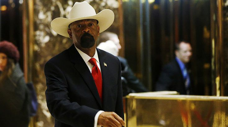 A jury is recommending charges against seven Milwaukee County Jail staffers in connection with the death of an inmate whose water was shut off and never turned back on. Sheriff David Clarke, a possible Trump administration add-on, is not part of...