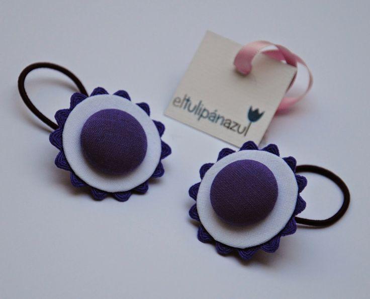 El Tulipán Azul : Diademas, coleteros y tocados