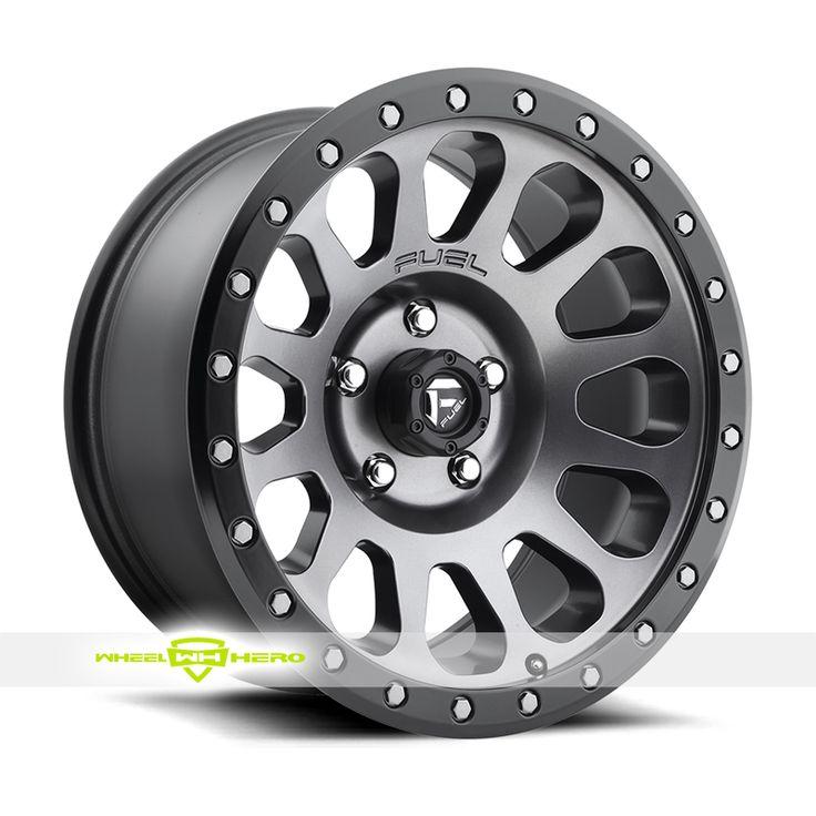 Fuel Vector D601 Gun Metal Wheels For Sale & Fuel Vector D601 Rims And Tires