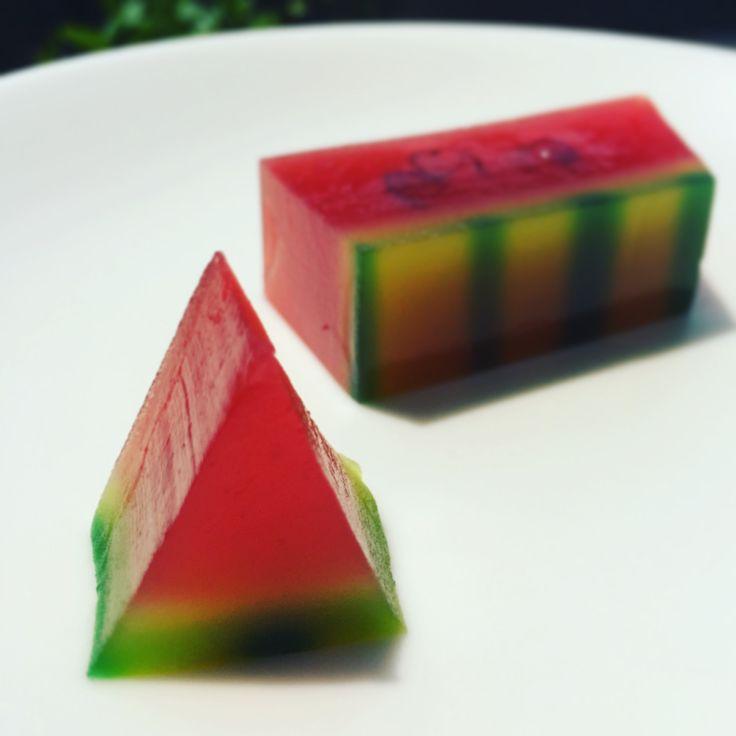 #両口屋是清 #ささらがた #ささらがたすいか #錦玉羹 #すいか風味 #すいか #和菓子 #かわいい #instasweet #japanesesweets #wagashi #watermelon #yammy #foodie #foodstagram