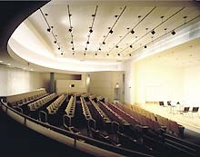 Silver Recital Hall - Plymouth State