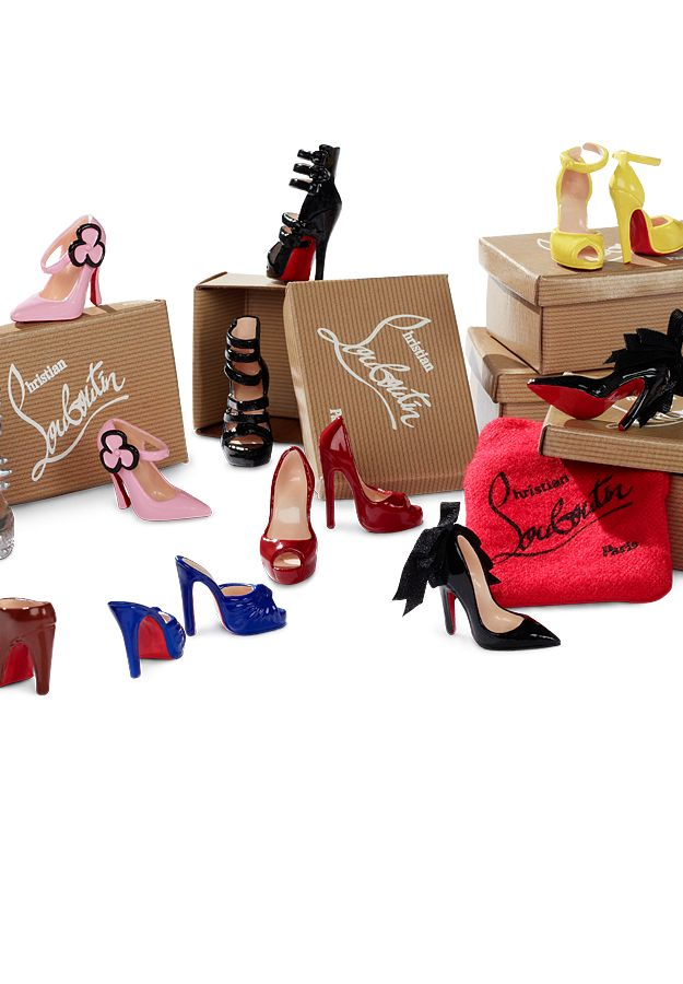 Christian Louboutin Barbie® Shoe Collection | Barbie Collector