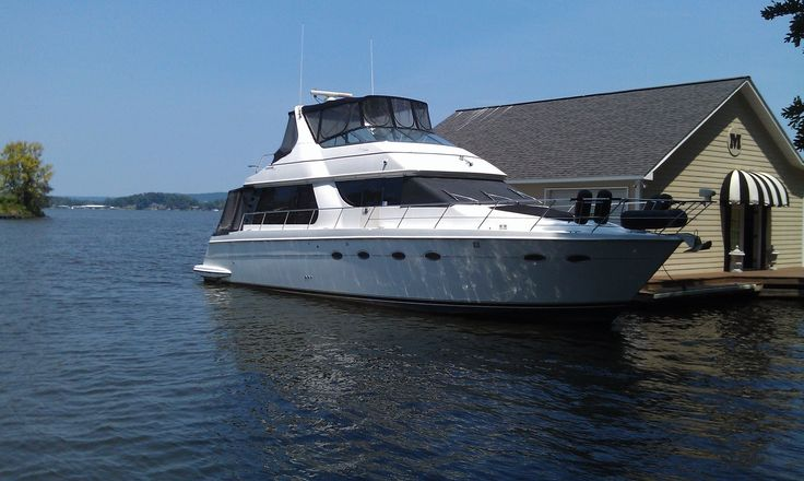 1999 Carver 530 Voyager Pilothouse Power Boat For Sale - www.yachtworld.com