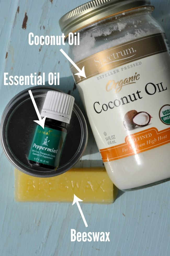 DIY Lip Balm Ingredients 2