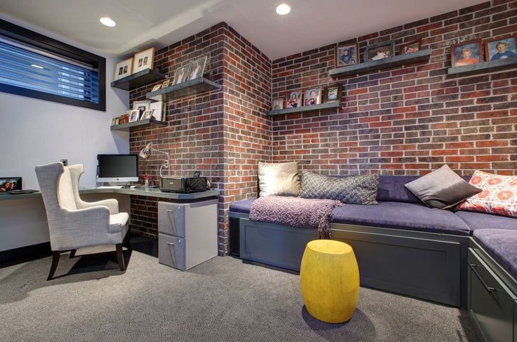 25 Breathtaking Interiors with Brick Walls Exposed
