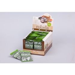 The condensed sweetness and nuttiness of Rolada is the perfect contrast to the saltiness and richness of cheese, making it an ideal match and welcomed addition to a cheese board, as well as a tasty and healthy alternative to biscuits