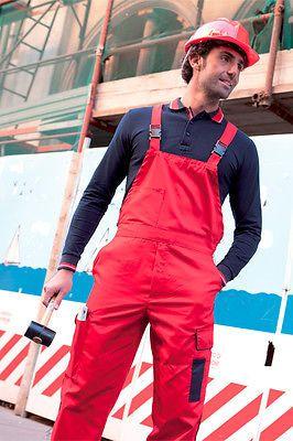 Siete pronti per il cambio di stagione? Salopette Pantalone Pantaloni da Lavoro Meccanico Industria Abbigliamento Abiti