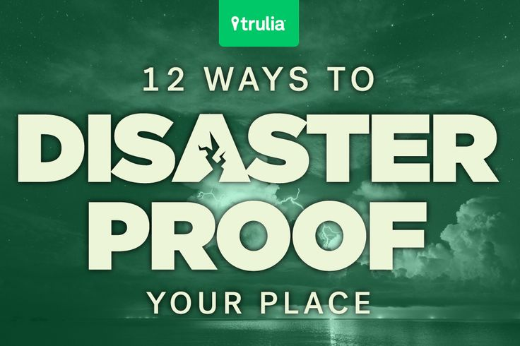 Find out how to prepare your home for natural disaster in just three steps, including tips on creating a disaster-preparedness kit for your home, car, and office.