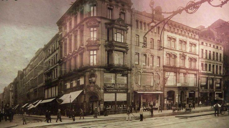 Der älteste Juwelier Deutschlands ist in Hamburg