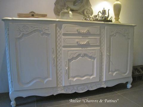 "Enfilade ""Chantilly"""