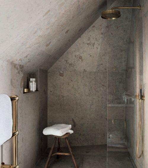 Bildresultat för kalksten badrum