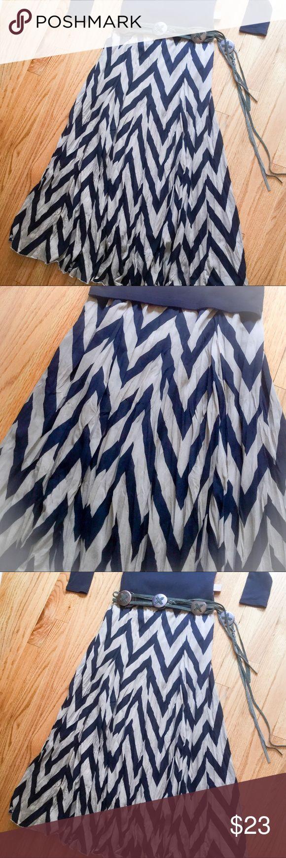 25 best ideas about chevron maxi skirts on pinterest