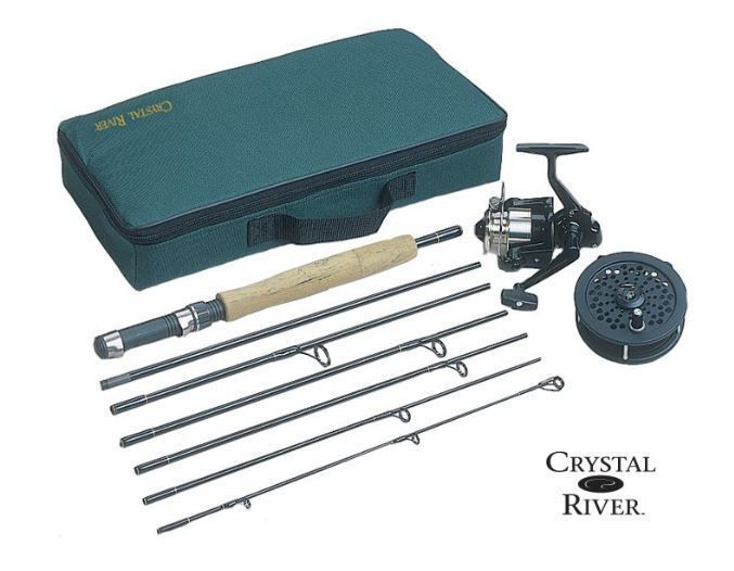 Travel Fishing Rods And Reels