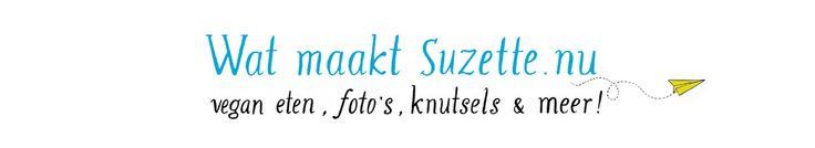 Wat maakt Suzette nu? | vegan eten, foto's, knutsels, inrichting en meer!