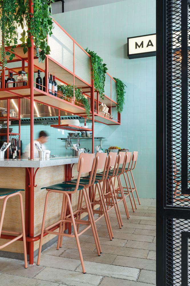 Gallery of Mar@Co Restaurant / Naomi Szwec + Noa Ben Yehuda – 13