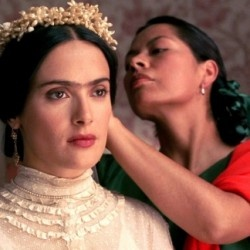 Frida Kahlo movie with Salma Hayek