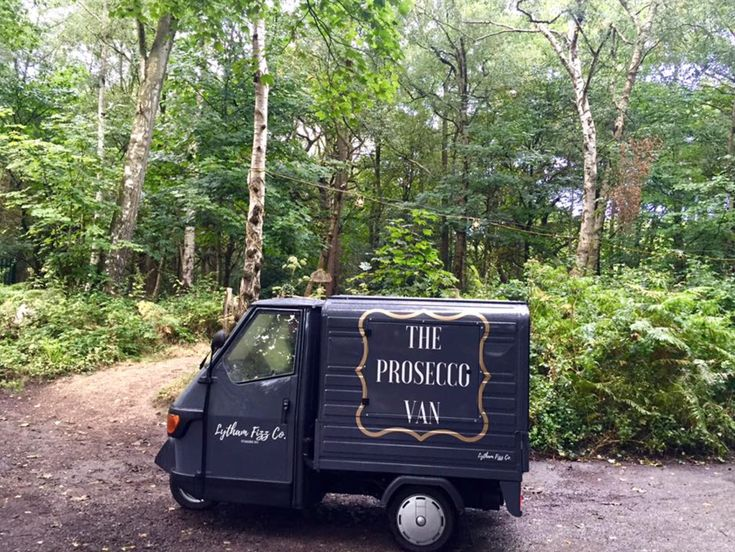 Lytham Fizz -  Mobile Bar - Prosecco Van - Private & Corporate Hire. Excellent party & Wedding bar packages Wedding / Celebration / Party Bar Ideas #Cocktails #Prosecco #Beer
