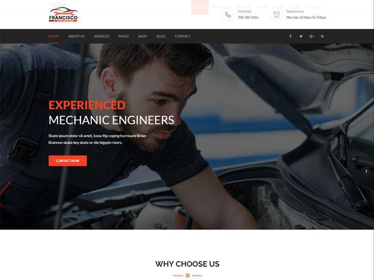 25 Best Ideas About Automobile Repair Shop On Pinterest