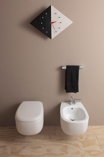 Jasper Morrison per Flaminia: Bonola, leggerezza in bagno