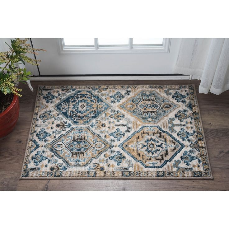 Alise Rugs Parker Transitional Area Rug