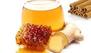 Seasonal allergy syrup remedy   Allergy season syrup recipe:  1 tsp cinnamon  1 tsp grated ginger  1 tsp lemon juice  1 tbsp raw honey (omit, if vegan or allergic)  1/2 teaspoon bee pollen (omit, if vegan or allergic)
