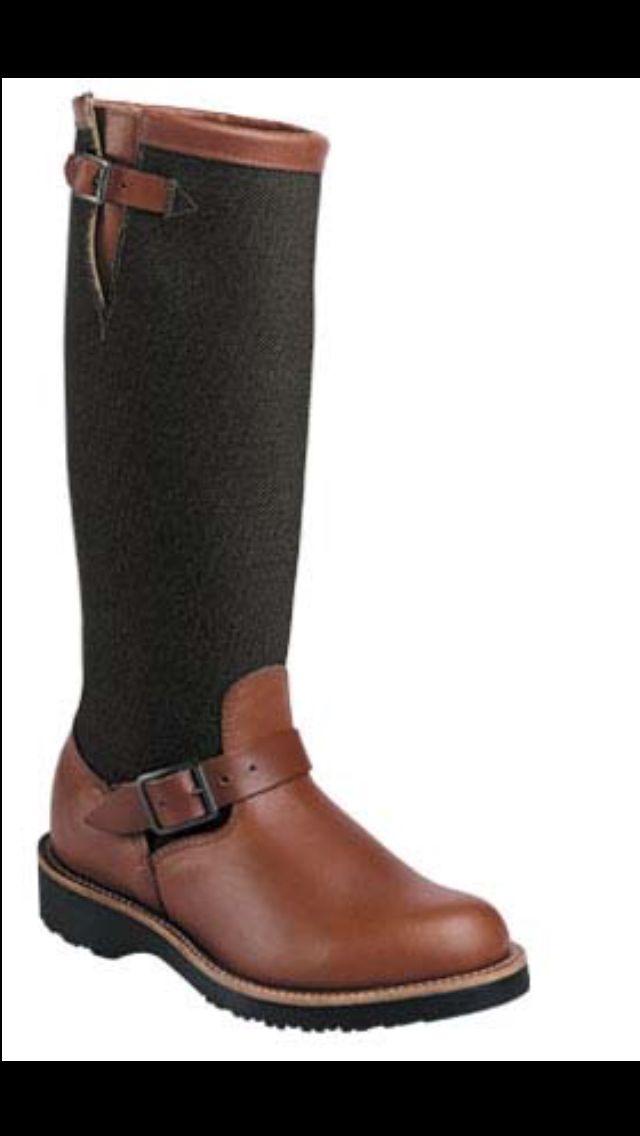 Chippewa Snake Boots! #iloveboots