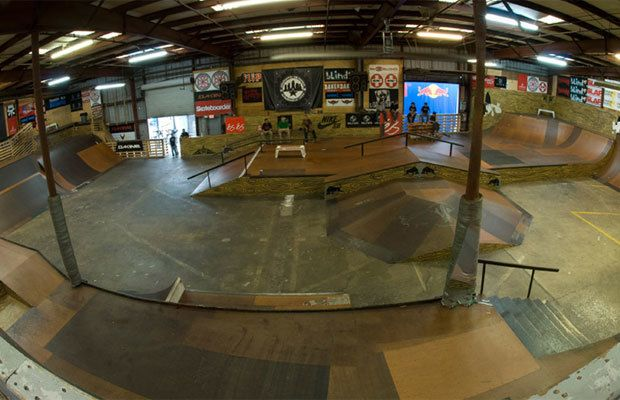 Skate Park of Tampa (S.P.O.T) - The 25 Best Skateparks in the World | Complex CA