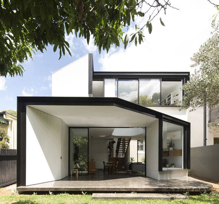 Unfurled House Christopher Polly Architect 7116