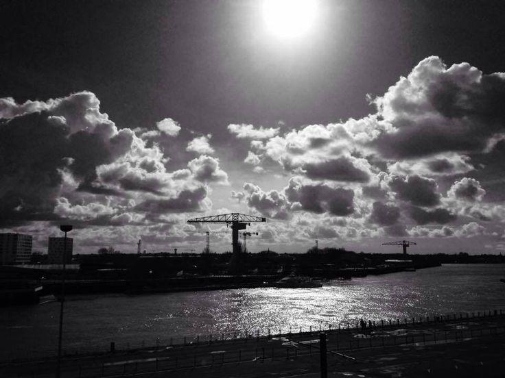 Nantes dimanche matin