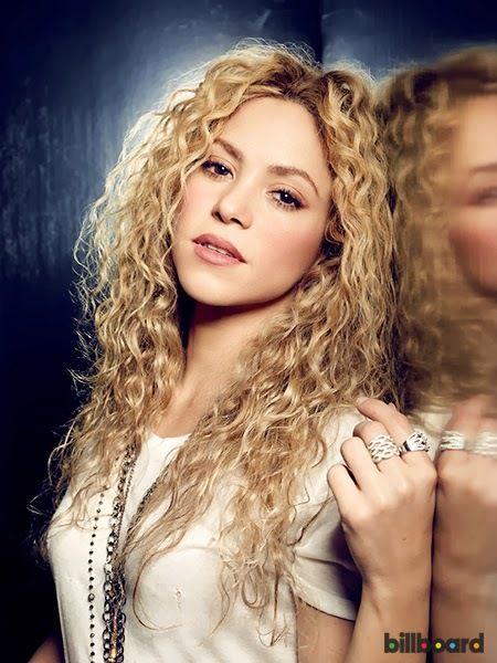 Revista Billboard dos Estados Unidos, Edição de... - Shakira Brasil
