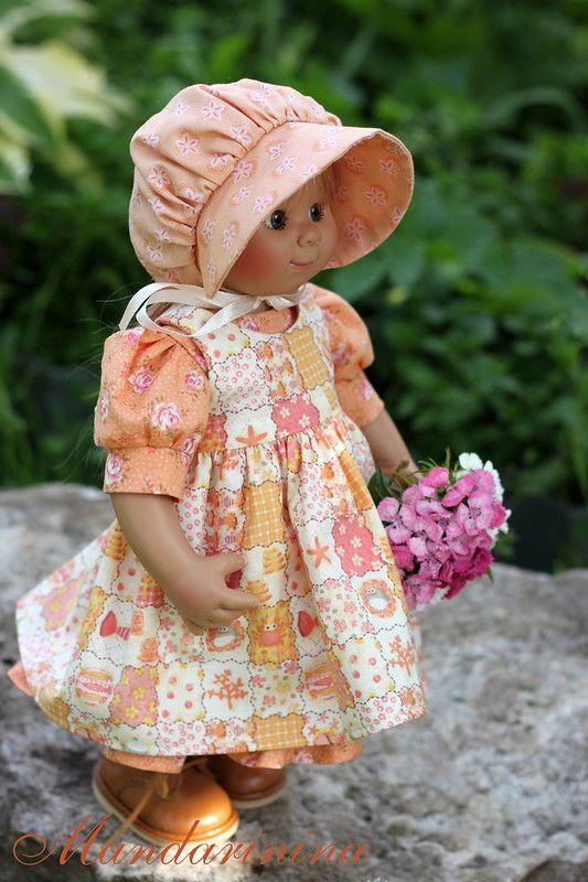 Холли Хобби посвящается: Мона в новых нарядах / Коллекционные куклы Rosemarie Anna Muller