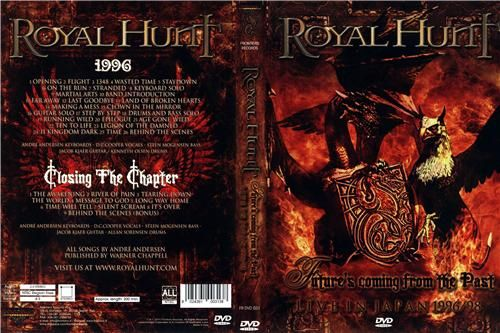 RockBox - Royal Hunt - Futures Coming from the Past 2011
