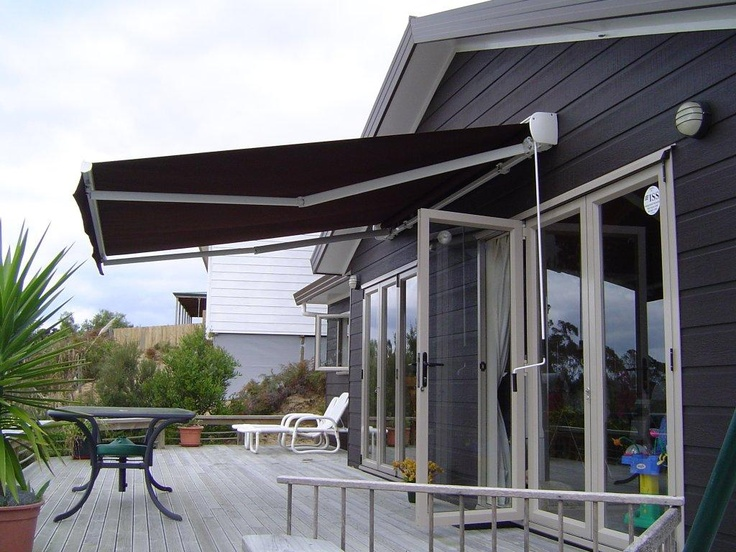 Retractable Awnings   Total Cover