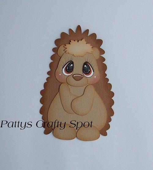 Hedgehog Paper Piecing