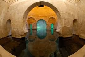 Spanje vakantie: Alhama de Granada warmwaterbronnen in Andalusië