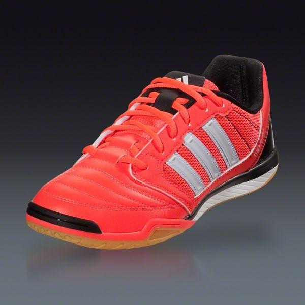 adidas Freefootball TopSala - Pop/Running White/Black  Indoor Soccer Shoes
