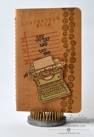 Step Up! Stampin' with Tap Tap Tap Stamp Set