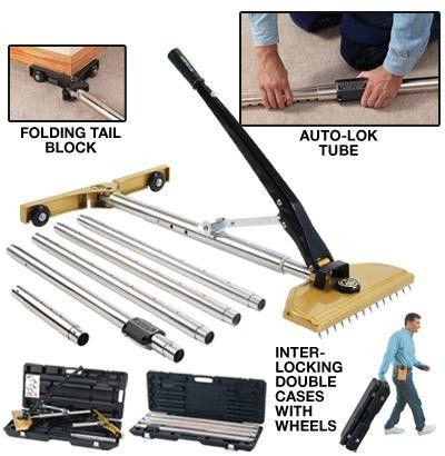 Crain 499 Carpet Stretcher