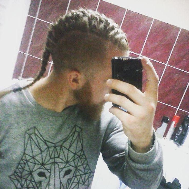 Best 25 viking haircut ideas on pinterest viking beard viking taki fryyyz braid warkocz longhair polishboy beard vikinghair viking ccuart Images
