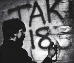 Resultado de imagen para inicios del graffiti