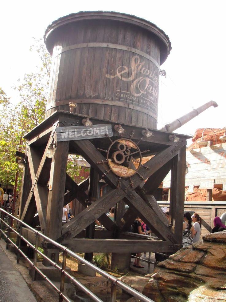 Themepark attractie: Radiator Springs Racers, Disney California Adventure – Anaheim, Californië #Miquelli's #Amerikablog