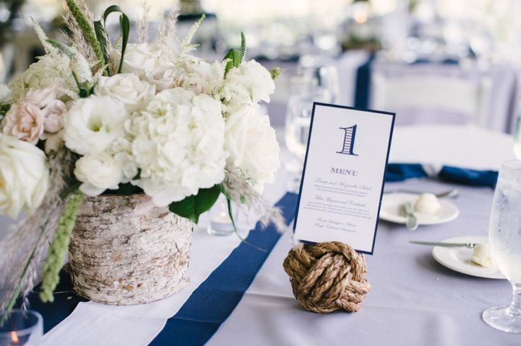 an elegant way to incorporate the nautical details