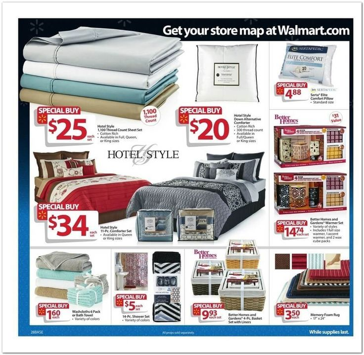 Walmart's Black Friday 2016 Adscan, page 28