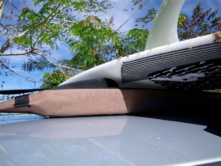 Hemp #surfboard car rack made with sustainable materials now in stock:
