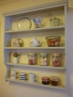 'Katie' by   www.meadow-made-vintage .co.uk    Perfect for displaying all of your treasures.