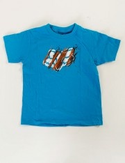 Fox Kids Electricty T-shirt Blue €30