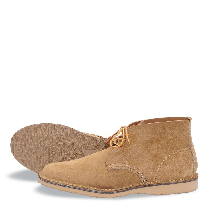 Red Wing Shoes® - Weekender Chukka Boot Hawthorne Muleskinner Leather (R3321)