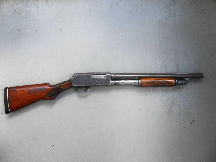 """stopsevencharles's """"Stevens 520 12 Gauge Shotgun ..."""