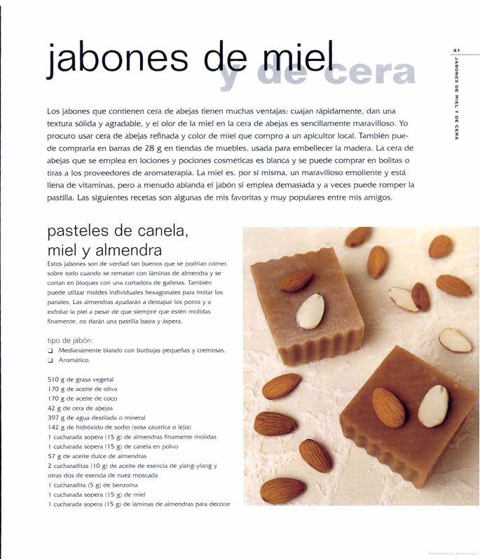 LIBRO DEL JABÓN ARTESANAL, EL (color) - Melinda Coss - Google Libros